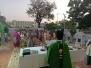 அருள்பணியாளர்கள் கல்லறை தோட்டத்தில் திருப்பலி